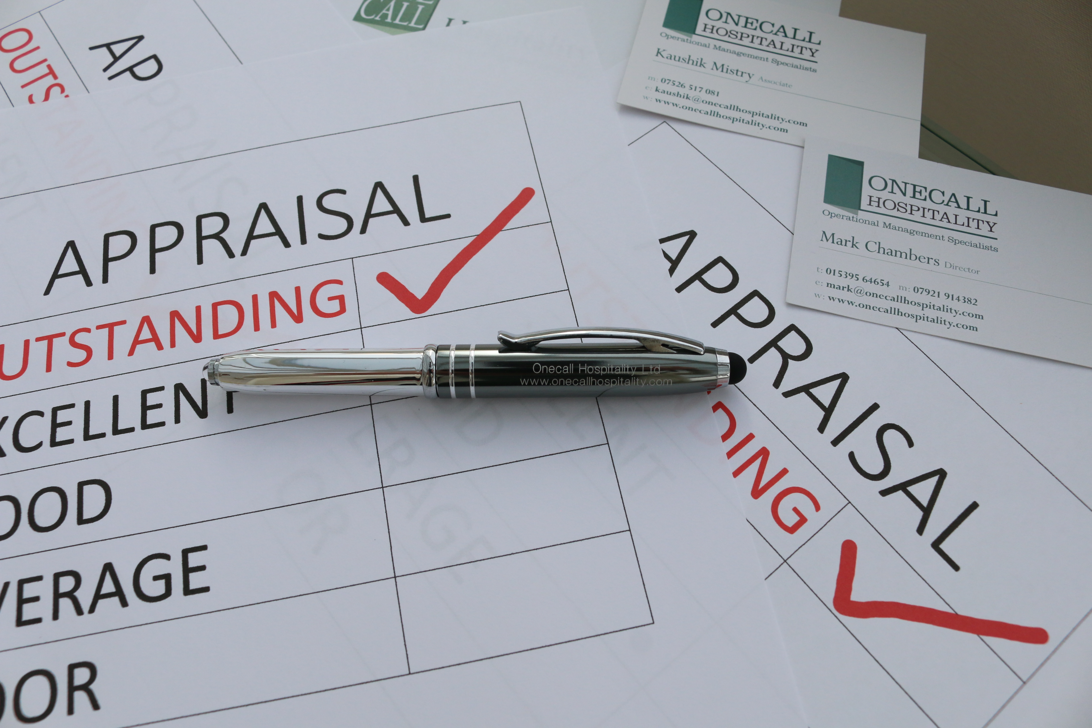 Appraisal Workshop